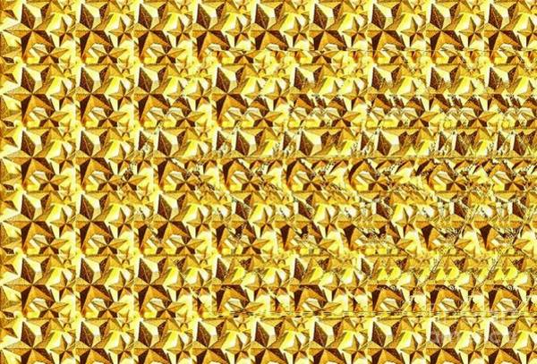 Stereogram Photograph - You Are My Star Stereogram by JMarP