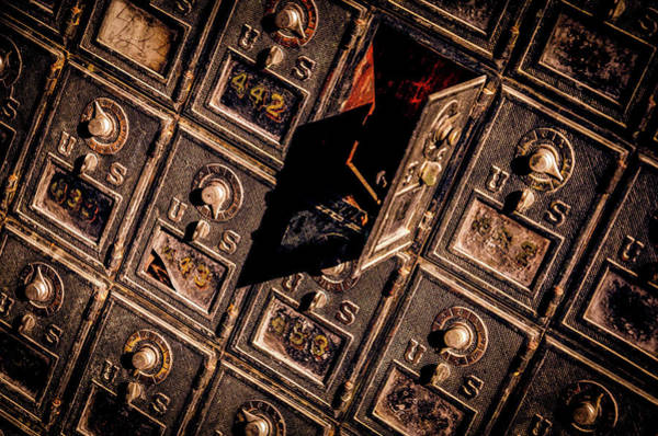 Photograph - You've Got Mail by Emily Bristor
