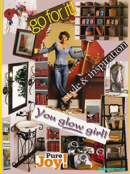 Mixed Media - You've Got What It Takes by Susan Schanerman