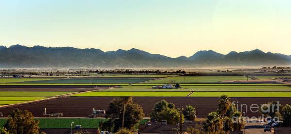 Yuma Photograph - Yuma Valley by Robert Bales