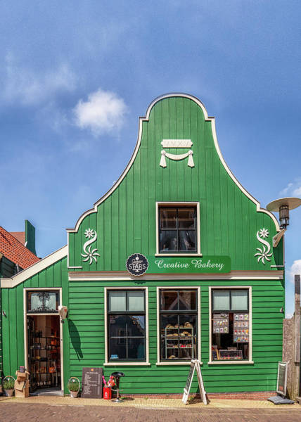 Photograph - Zaans Bakery by Framing Places