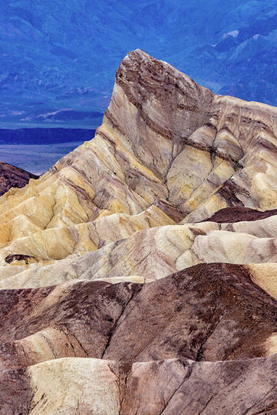 Photograph - Zabriskie Point by Bill Gallagher