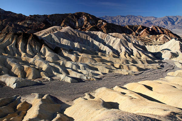 Photograph - Zabriskie Point In Death Valley by Pierre Leclerc Photography