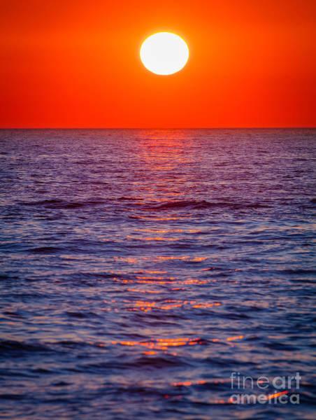 Photograph - Zadar Sunset by Inge Johnsson