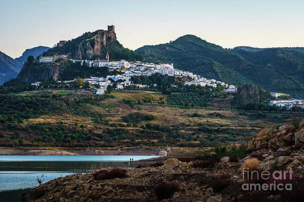 Photograph - Zahara De La Sierra Cadiz Spain by Pablo Avanzini