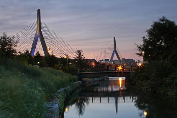 Photograph - Zakim Bridge by Juergen Roth