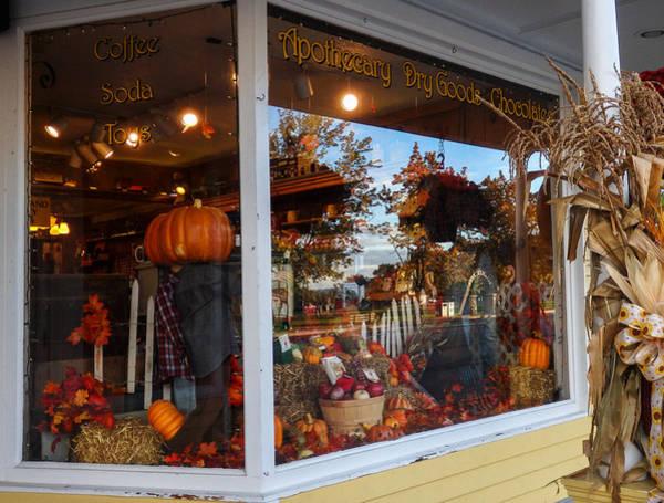 Photograph - Zebs General Store North Conway 2 by Nancy De Flon