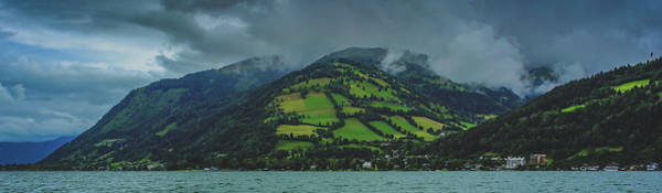 Photograph - Zell Am See Panorama by Andy Konieczny