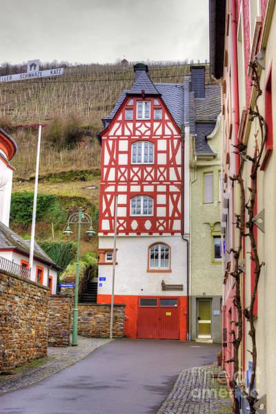 Wall Art - Photograph - Zell Germany by Juli Scalzi