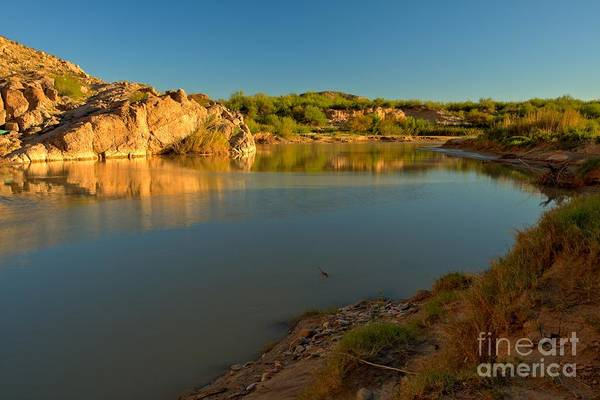 Photograph - Zen Along The Rio Grande by Adam Jewell