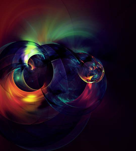 Happiness Mixed Media - Zen Knot by Isabella Howard
