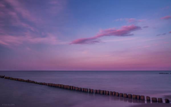 Photograph - Zen Mood Seascape by Julis Simo