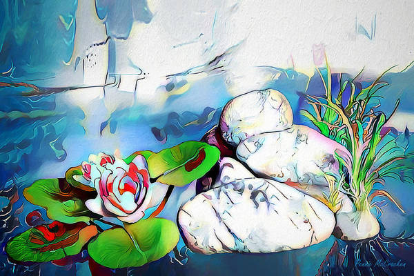 Digital Art - Zen by Pennie McCracken