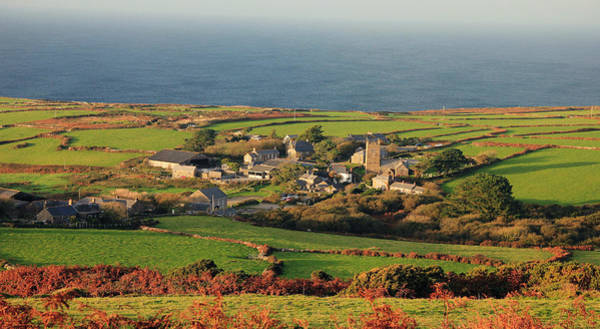 Digital Art - Zennor by Julian Perry