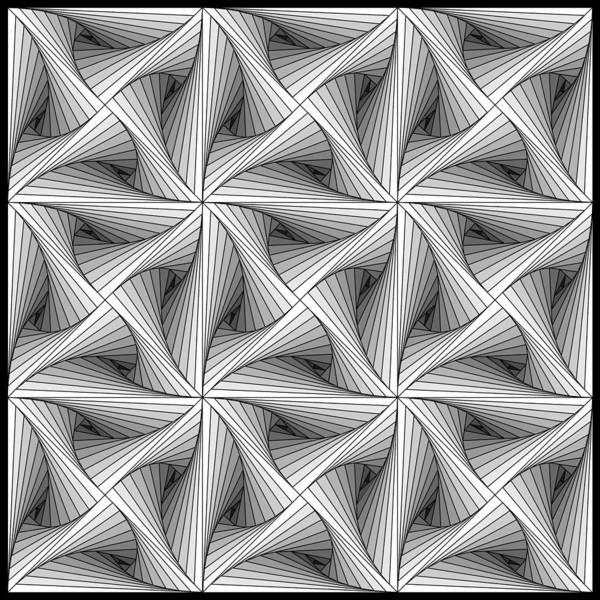 Wall Art - Digital Art - Zentangle Paradox by SharaLee Art