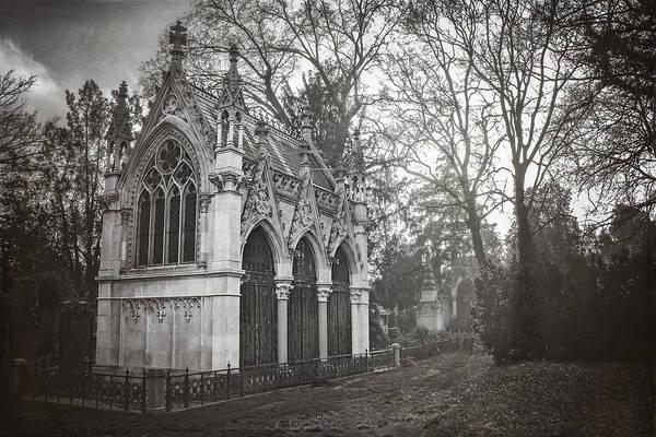 Vienna Photograph - Zentralfriedhof Vienna by Carol Japp