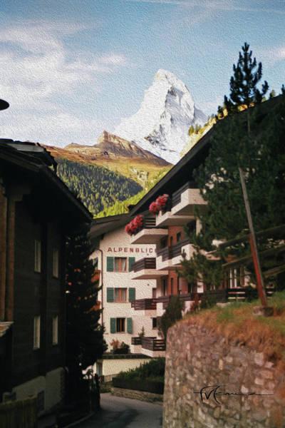 Wall Art - Photograph - Zermatt Zeal by Felipe Gomez