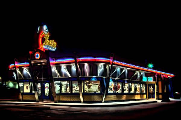 Rockdale County Photograph - Zestos II by Corky Willis Atlanta Photography