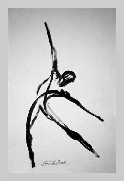 Painting - Zeta X6 Dancer by Robert Kernodle