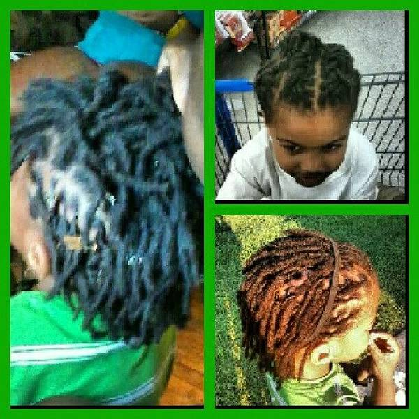 Weapon Photograph - #zion #mybaby #mytwin #dreds by Seductive Weapon