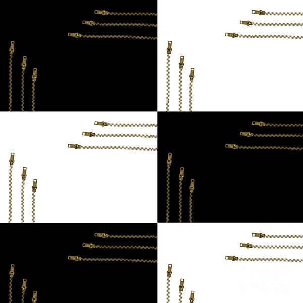 Digital Art - Zippety Do Dah by Barefoot Bodeez Art