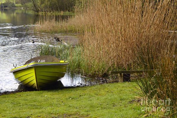 Lake District Photograph - Zoe by Smart Aviation