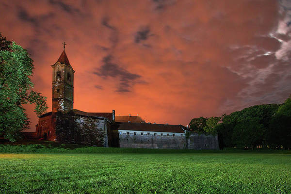 Photograph - Zrinskis' Castle 2 by Davor Zerjav