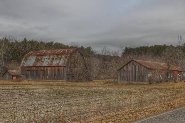 Photograph - 0231 - Barns Of Arbela IIi by Sheryl L Sutter