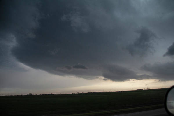 Photograph - Early Morning Severe Thunderstorms 001 by Dale Kaminski