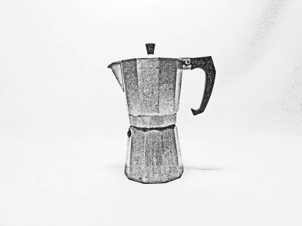 Photograph - 08/05/19 Cafetiere by Lachlan Main