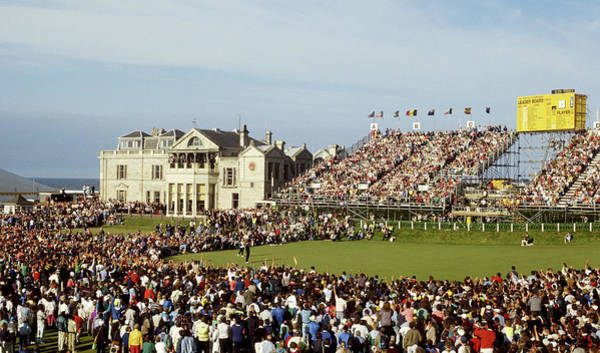 Wall Art - Photograph - 119th Open Championship by David Cannon