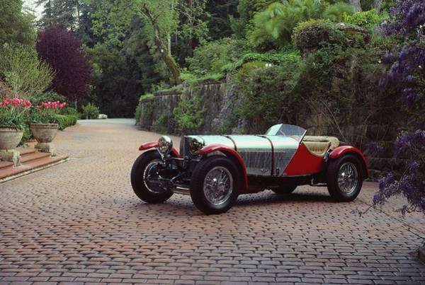 Insurance Photograph - 1929 Mercedes Benz Sskl by Car Culture