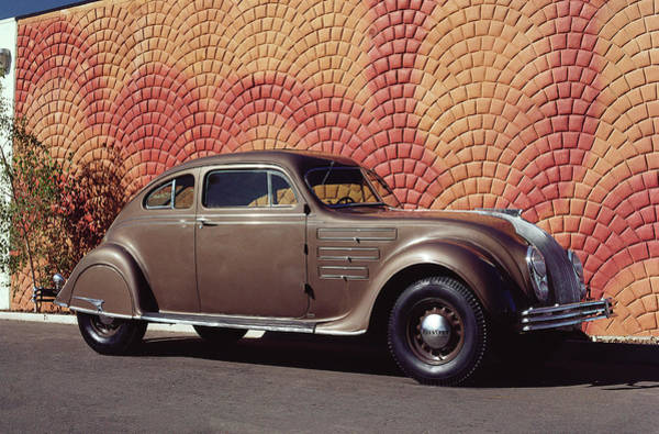 Sport Car Photograph - 1934 Chrysler Airflow by Car Culture