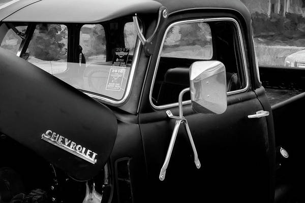 Photograph - 1947 Chevrolet 3100 Pickup Truck 101 by Rich Franco