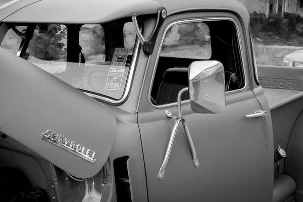 Wall Art - Photograph - 1947 Chevrolet 3100 Pickup Truck 102 by Rich Franco