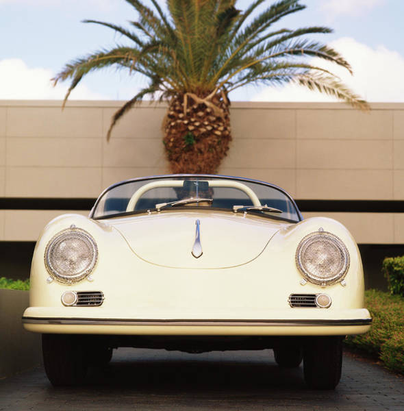 Old Florida Photograph - 1958 Porsche 365a Carrera Gt Speedster by Car Culture