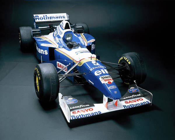 Wall Art - Photograph - A 1996 Williams-renault Fw18 by Heritage Images