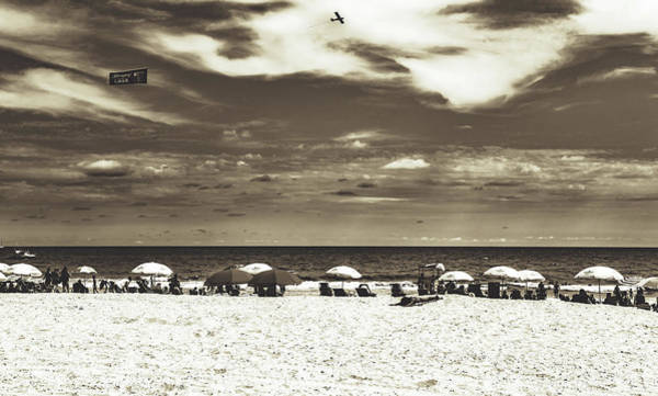 Wall Art - Photograph - A Day On The Jersey Shore by Mountain Dreams