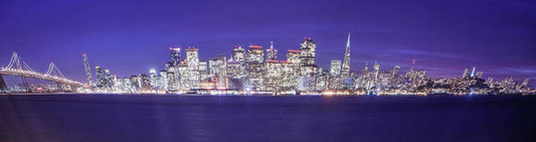 Wall Art - Photograph - A Fish Eye Vibrant Panorama Made From Treasure Island Of The Sky by Kim Vermaat
