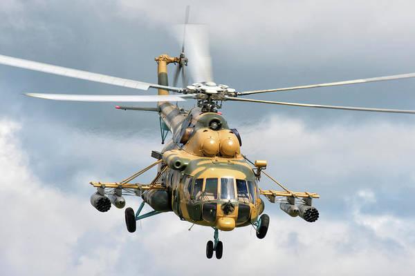 Photograph - A Kazakhstan Air Defense Forces by Daniele Faccioli