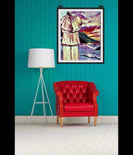 Digital Art - A View Of Art Used For Interior Design by Debra Lynch