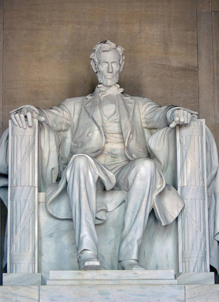 Wall Art - Photograph - Abraham Lincoln by Maria Keady