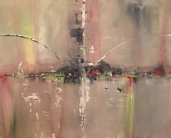 Painting - Abstract I by Crystal Stagg