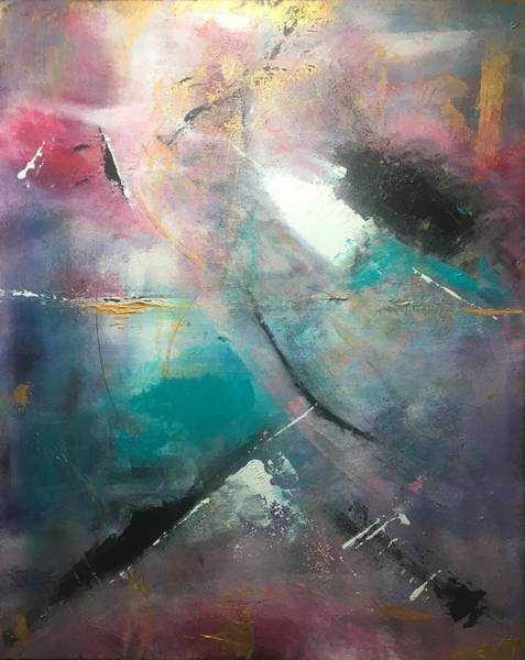 Painting - Abstract II by Crystal Stagg