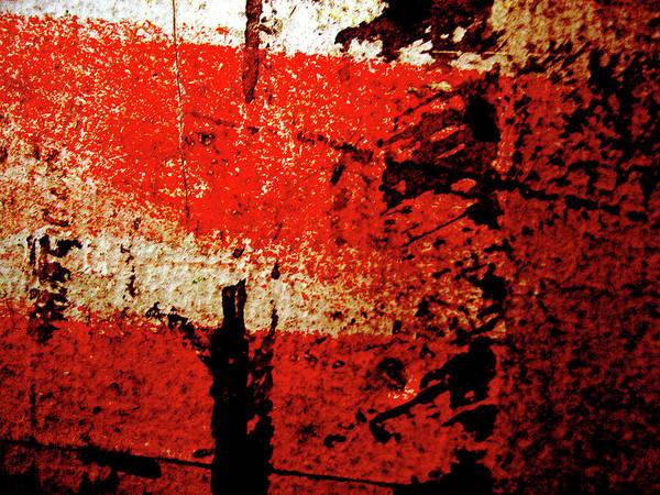 Spray Paint Photograph - Abstruse Grunge by 4x6