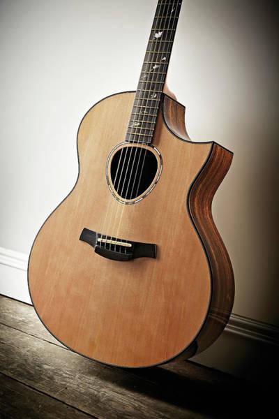 Publication Photograph - Acoustic Guitar Studio Shoots by Guitarist Magazine