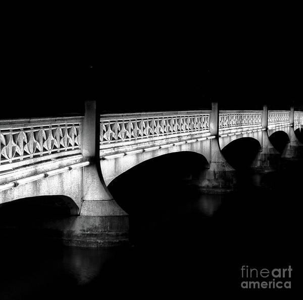 Commemorative Wall Art - Photograph - Across The River by DiFigiano Photography