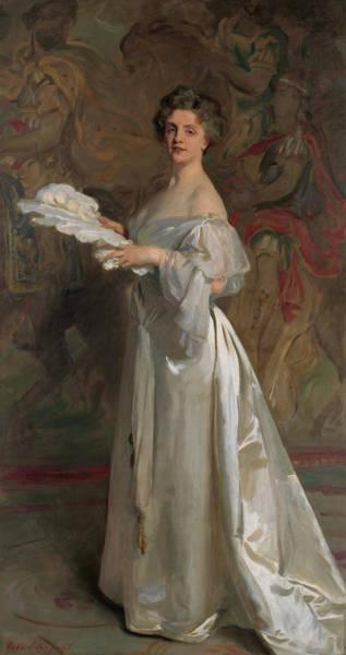 Wall Art - Painting - Ada Rehan by John Singer Sargent