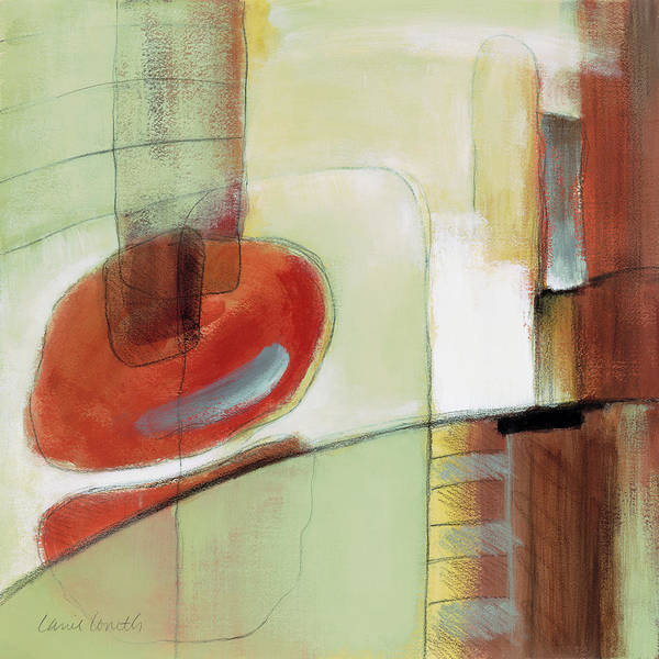 Wall Art - Painting - Afternoon In The City I by Lanie Loreth