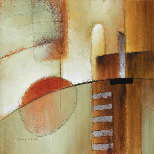 Wall Art - Painting - Afternoon In The City Vi by Lanie Loreth